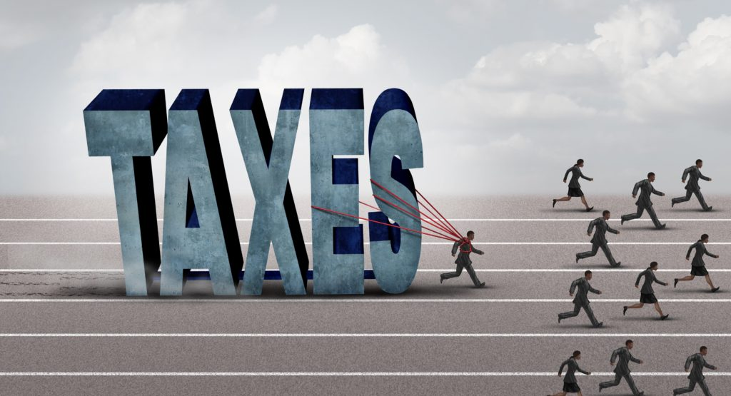 Top 4 Tax Problems in Bankruptcy