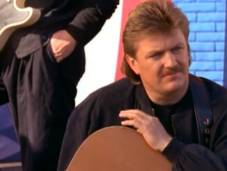 If the Devil Danced (In Empty Pockets) -- Joe Diffie